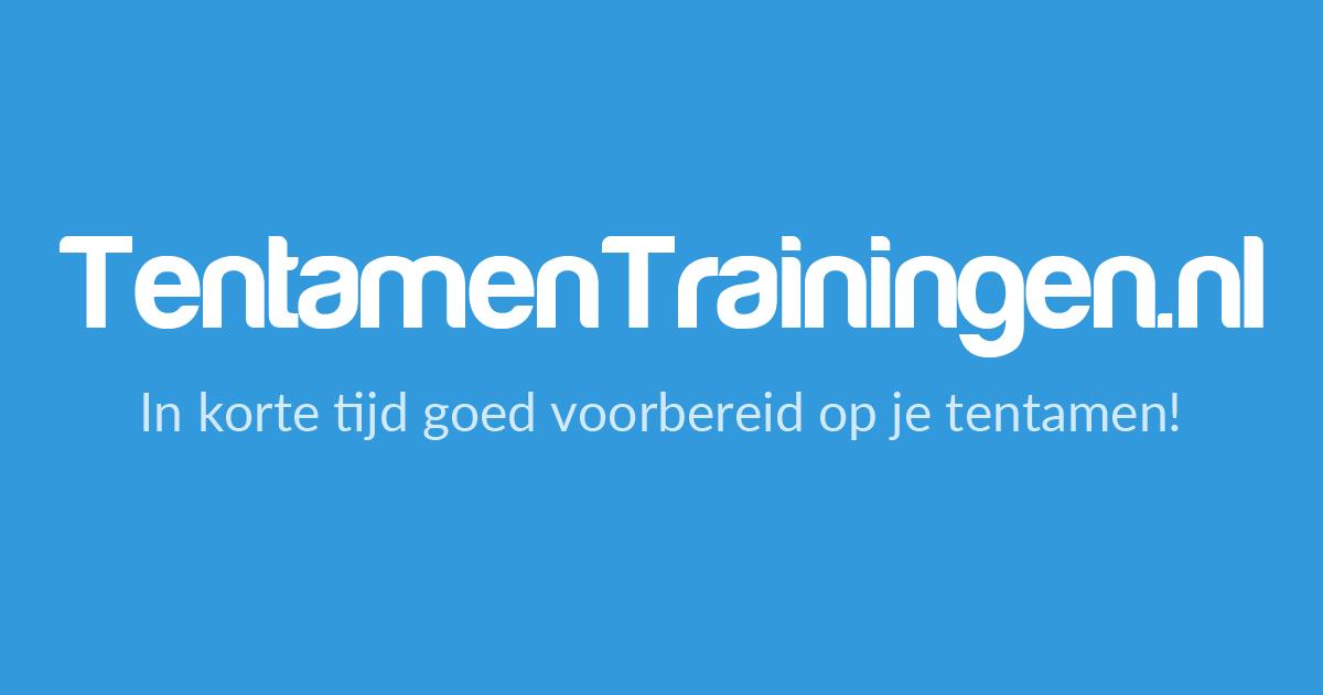 Image result for tentamentrainingen.nl